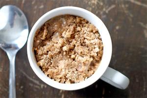 кофейный торт на завтрак