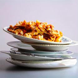 насколько вредна пища из микроволновки