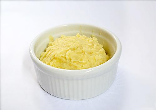картофельное пюре в микроволновке