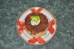 картошка в микроволновке готова, рецепт с фото