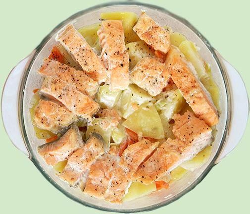 Рыба с картошкой: 2 интересных рецепта