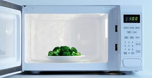 Продукты-«табу» для микроволновки