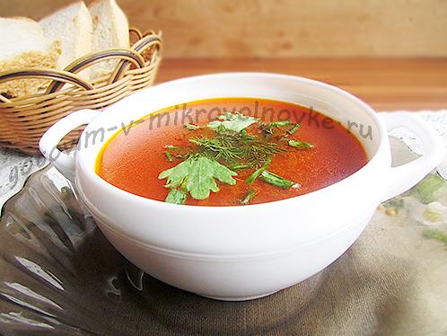 Суп харчо: рецепт приготовления с говядиной в домашних условиях