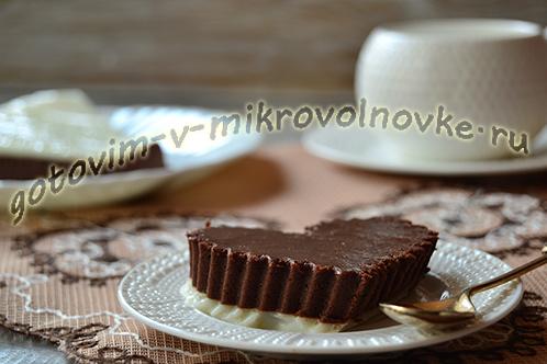 Шоколадный мусс: рецепт с желатином