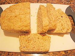 хлеб из микроволновки