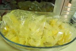 картошка в пакете в микроволновке