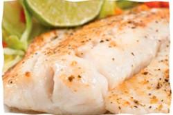 рыба запеченная в микроволновке