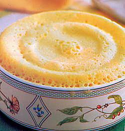 рецепт бисквита в микроволновке