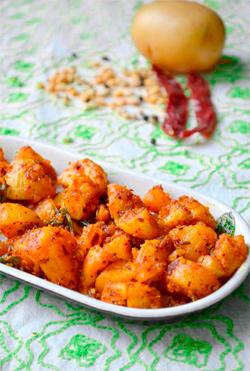 как пожарить картошку в микроволновке