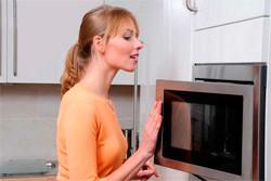вред микроволновой печи