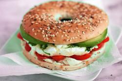 как сделать горячие бутерброды в микроволновке