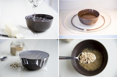 Как приготовить перловку в микроволновке
