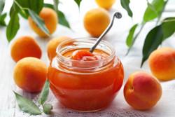 абрикосовое варенье в микроволновке