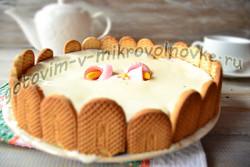 рецепт с фото кокосового торта
