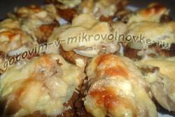 отбивные из куриной грудки рецепт с фото