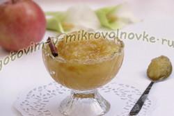повидло из яблок рецепт приготовления