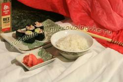 рис для суши рецепт