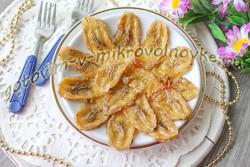 банановые чипсы рецепт