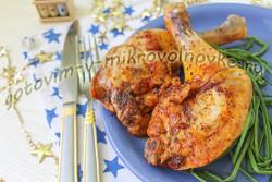 куриные окорочка в рукаве для запекания