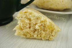 постный банановый пирог рецепт